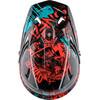 ONeal Backflip RL2 helm rood/zwart